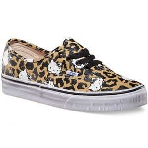 """Vans """"Hello Kitty"""" Sneakers - Toddler's Size 6"""